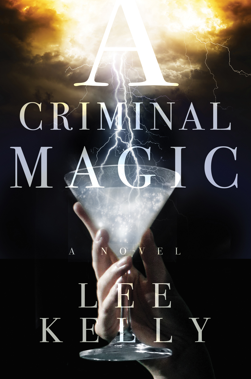 Cover - A Criminal Magic